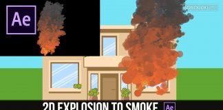 Explosion GFX | ADOBE Lessons