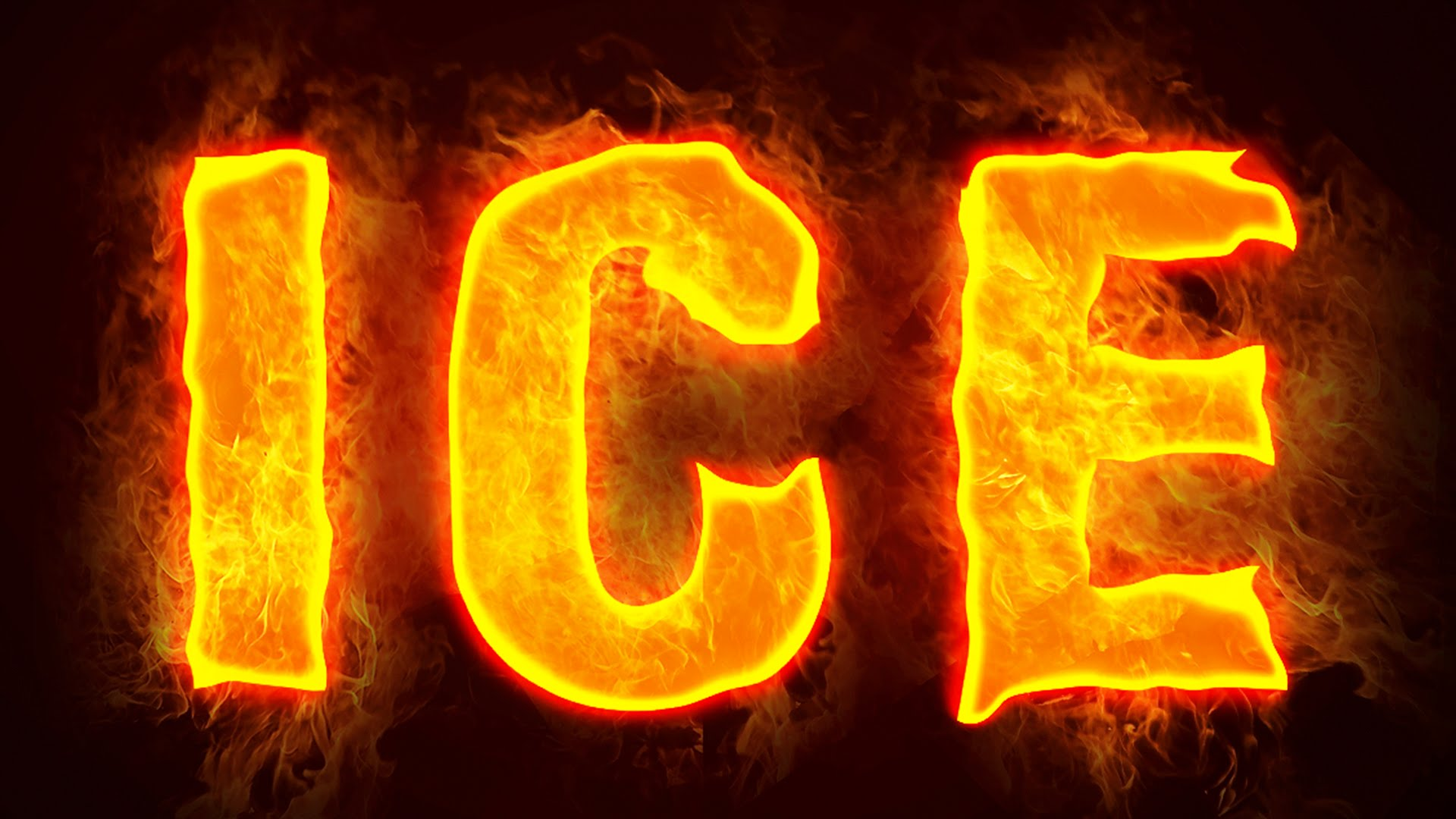 Bee™ photoshop tutorials: fire text effect   simple & easy fiery.