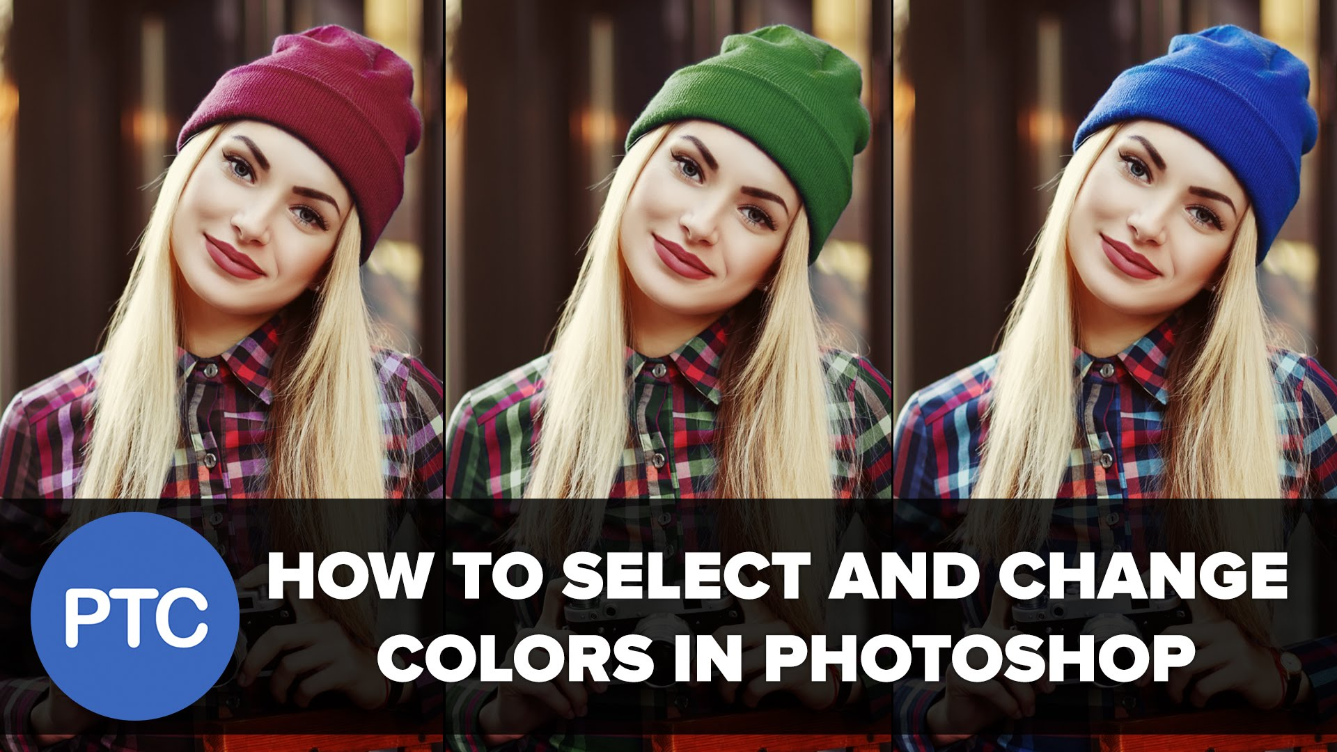 How To Select and Change Colors In Photoshop – Replace