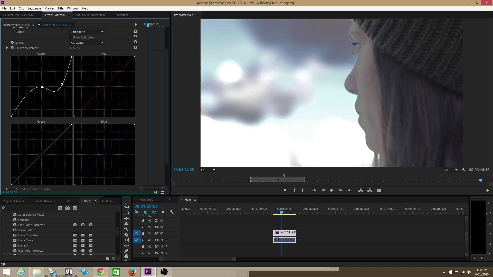 Adobe Premiere Pro CC 2014 Tutorial – Part 12 – Color